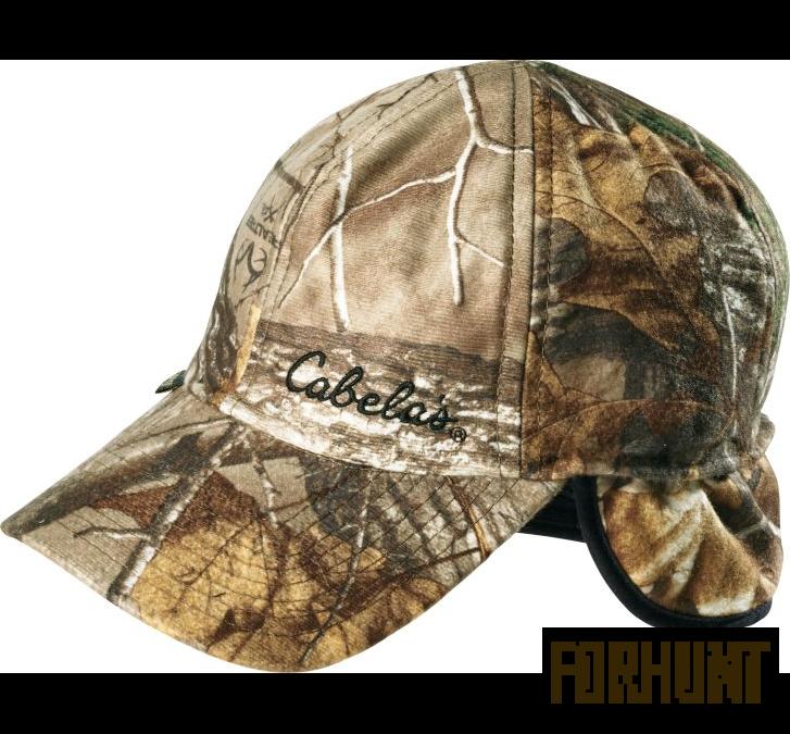 18bc28c96b6 кепка охотничья утепленная Cabela s GORE-TEX® Thinsulate™ II Field Cap